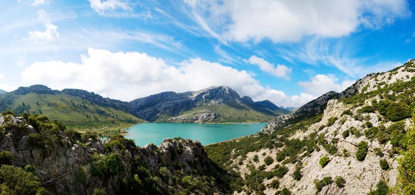 Embalses de la Serra de Tramuntana, Mallorca